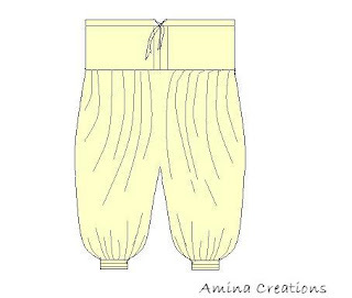 HOW TO STITCH A HAREM PANT / SEWING BASICS