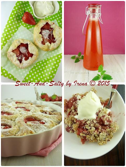 Recepti sa jagodama / Strawberry Recipes