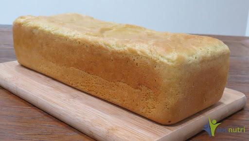 Pão de manjericão e salsinha