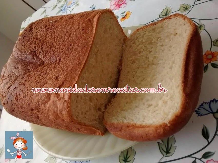 pão caseiro com fermento biologico seco instantaneo dona benta
