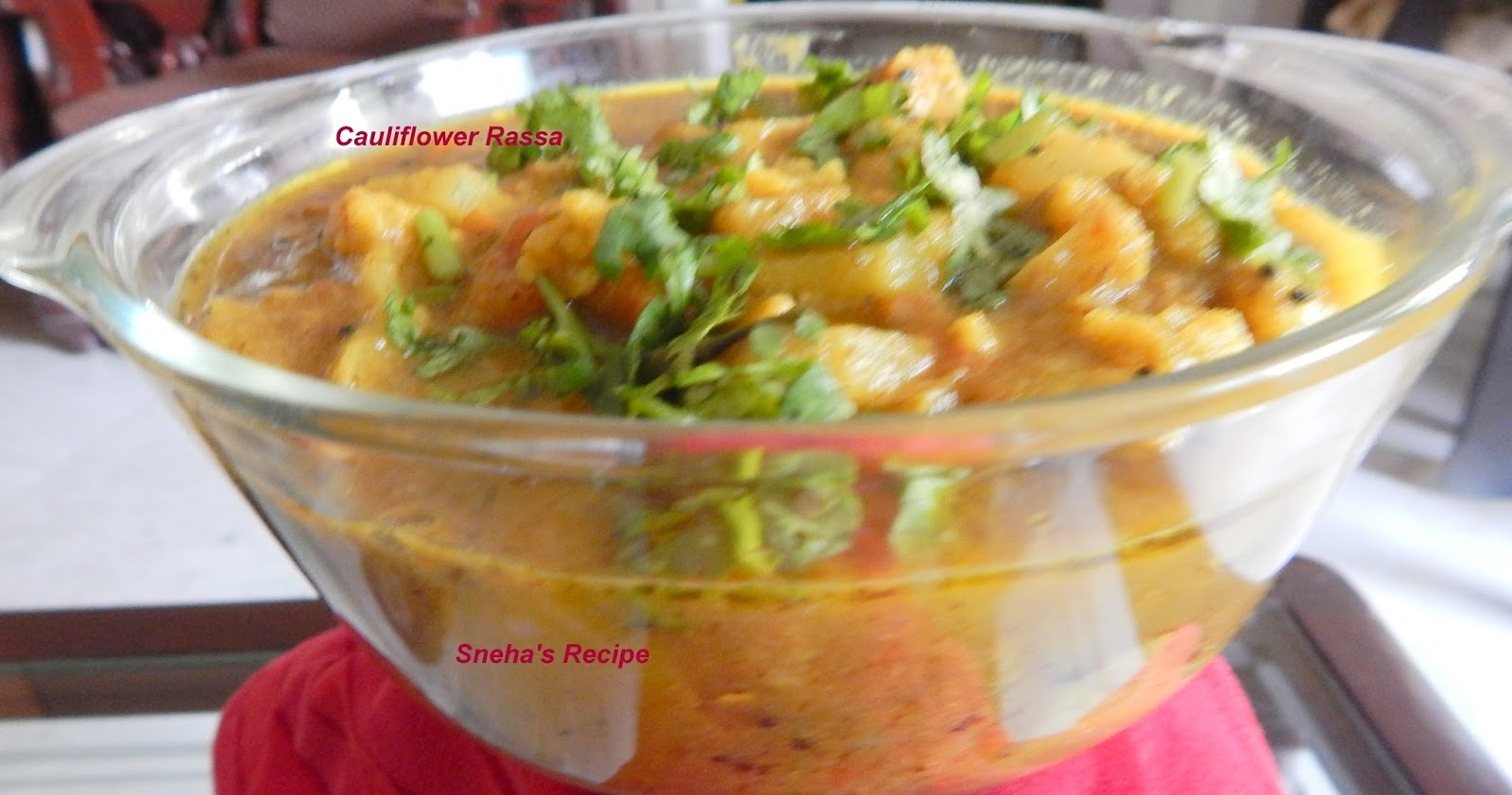 Cauliflower Rassa