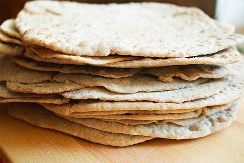 Tortillas integrales