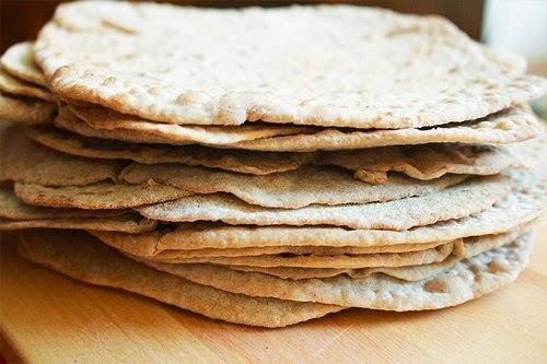 Tortillas integrales