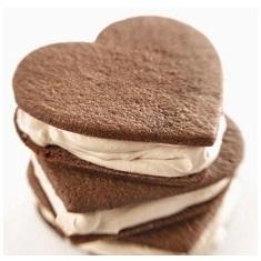 postres yucateco-Deliciosas galletas de helado