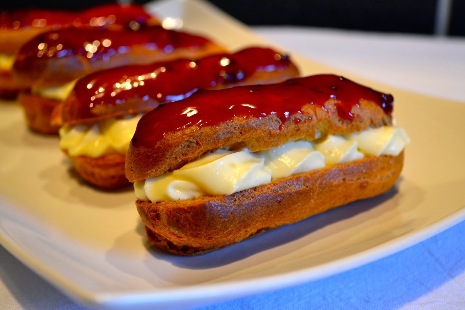 eclair from delia