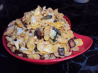 Cornflakes Chivda