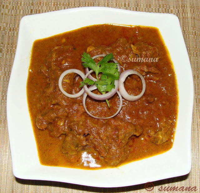 Malwani Mutton – A Flavourful Indian Mutton Curry