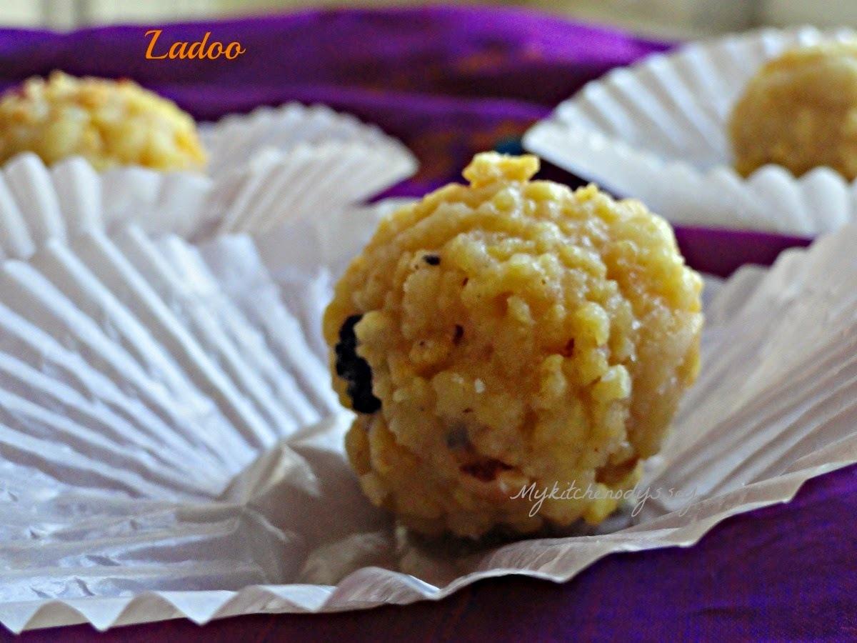 Boondi Ladoo/Laddu recipe/Sweet recipe