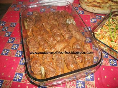 Almoço dia das mães 2011