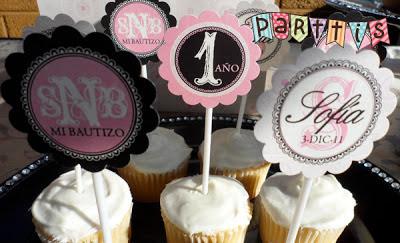 Una receta fácil para cupcakes