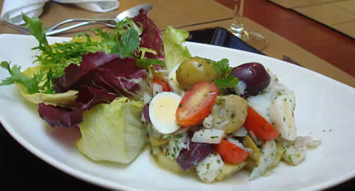 Salada Facile