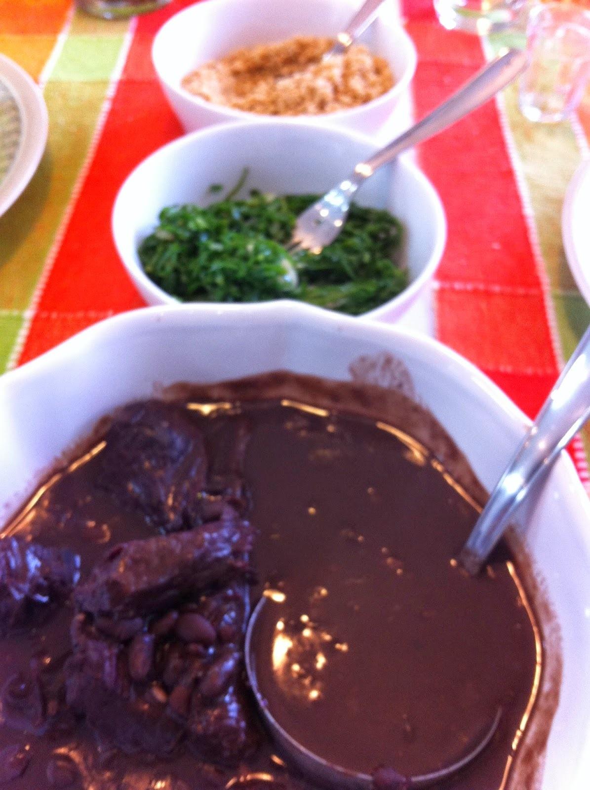 Cozinha simples - Feijão Gordo!!!
