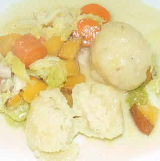 trex dumplings