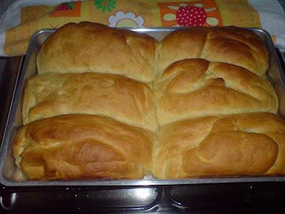 como torrar pão no forno