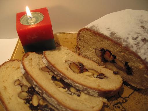 Stollen, Pan dulce, Propuesta y FeLiCeS FiesTaS!!!