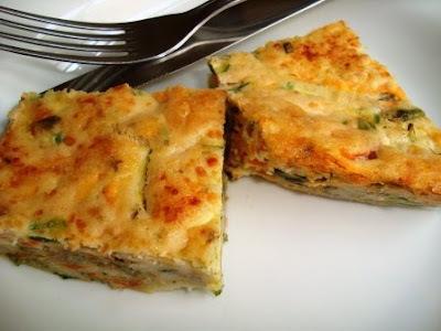 Torta de legumes da Lalá