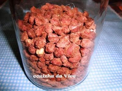 """""""Para festas Juninas"""" - Amendoim Confeitado"""