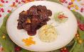 molho de cenoura para churrasco simples
