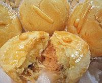 torta de frango massa feita a mão