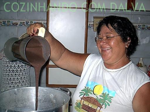 Feijão de Coco (prato típico nordestino usado na sexta-feira santa)