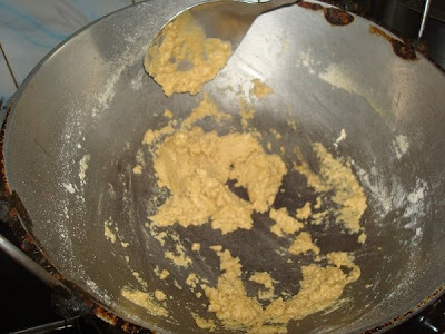 Ashoka Halwa - Wheat flour and Green gram sweet