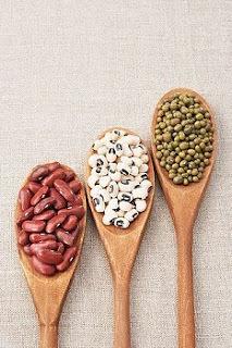 Hervir legumbres secas