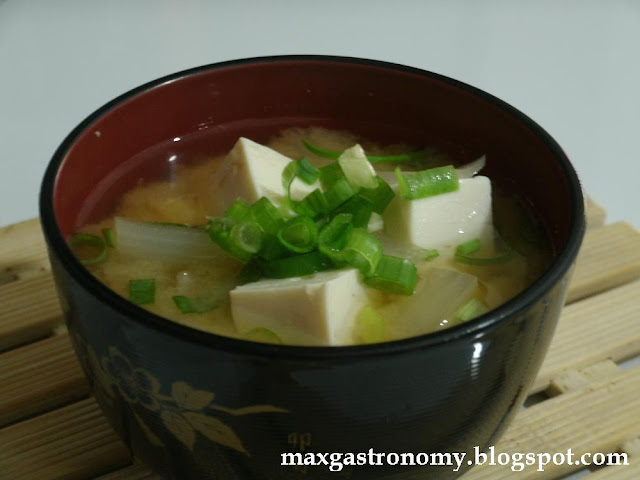 Receita No. 35 - Missoshiru (Sopa de Misso) 味噌汁