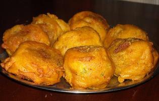 Potato Wada (Batata Wada)
