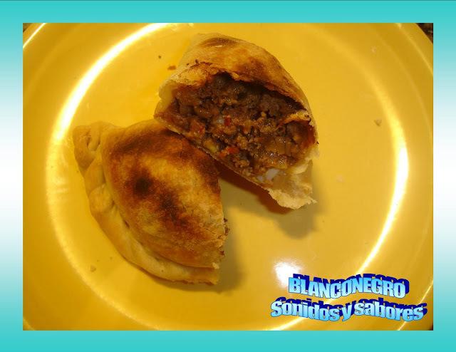 Empanadas caseras, video receta