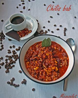 Chilis bab - chili con carne