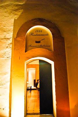 Visita a las bodegas de Mendoza, 3ª parte LA FRUTILLA DEL POSTRE