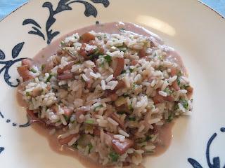 como cocinar tentaculos de calamar con arroz