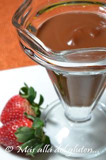 Pudin de Chocolate (Receta GFCFSF)