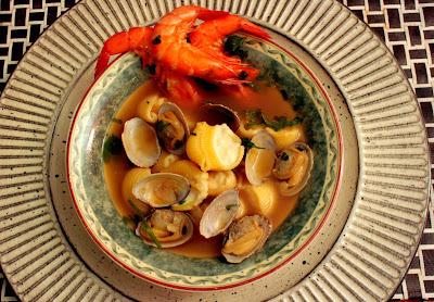 Sopa de peix nadalenca