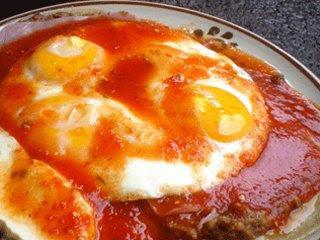 Huevos Puerto Escondido