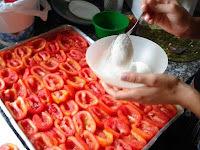 como conservar tomate seco caseiro