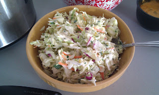 Rich and Creamy Coleslaw