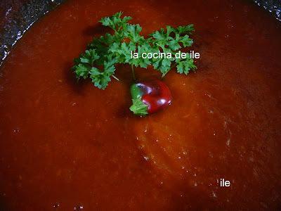 Como hacer Ketchup en casa