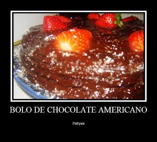 """""""Bolo Nuvem de chocolate-Site comendo bem-"""""""