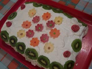 KIVI TORTA