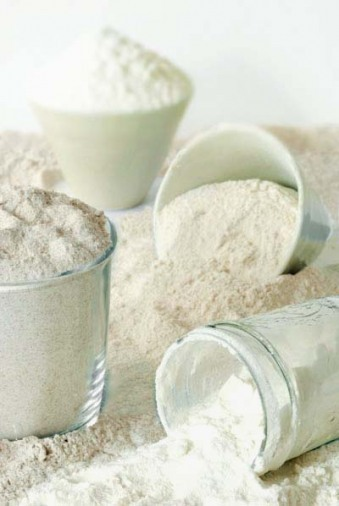 Los ingredientes: 2do posteo, la harina.