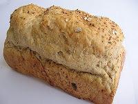 Pão de Forma com Grãos