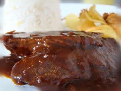 de carne na panela de pressão com creme de cebola ana maria braga