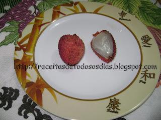 Lichia, Delícia de Fruta