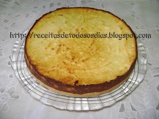 Käsertorte ( Torta de Queijo) Receitinha Alemã
