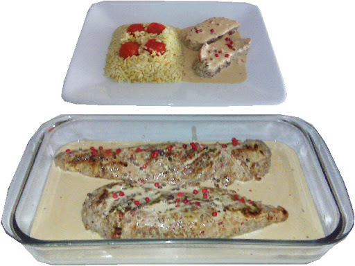 filete de res al horno