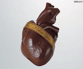 Chocolate Amargo e o Coração
