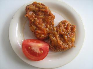 Vegetáriánus tatárbifsztek