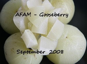 Gooseberry Soup/Rasam and AFAM - Roundup