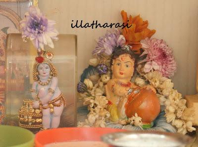 Krishna Jayanthi & Vinayaga Chathurthi Celebrations - 2009